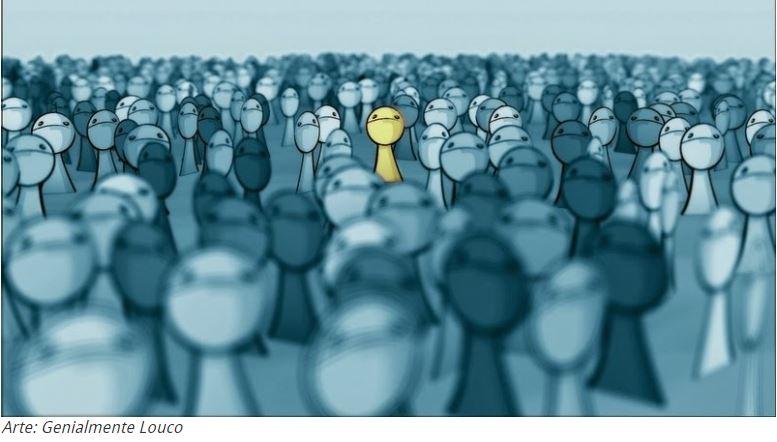 Seres humanos: somos ou não somos insanos?